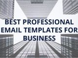 Top 10 Email Templates 10 Best Professional Email Templates for Business