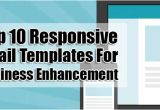 Top 10 Email Templates top 10 Responsive Email Templates for Business Enhancement