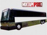 Tour Bus Design Template Free tour Bus Ad Template Mixtapepsd Com