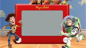 Toy Story Invites Templates Free Our Blessed Existence Free toy Story Party Invite Template