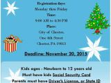 Toys for tots Email Template City Of Chester Official Municipal Government Site