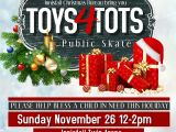 Toys for tots Email Template Innisfail Minor Hockey association Website by Ramp