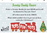 Toys for tots Email Template Scentsy Buddy Drive Email Me to Donate A Buddy to toys