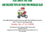 Toys for tots Email Template toys for tots Bicycle Ride Photos Added Rat Rod Bikes