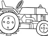 Tractor Template to Print Free Printable Tractor Coloring Pages for Kids