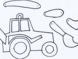 Tractor Template to Print Make A Movable Tractor Free Printable Wildflower