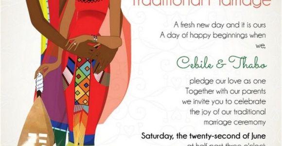 Traditional Zulu Wedding Invitation Card 75 Best Traditional Invitations Images Traditional