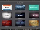 Trailer Templates for iMovie Apple Redirect