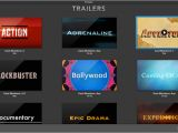 Trailer Templates for iMovie iMovie for Mac Create A Trailer