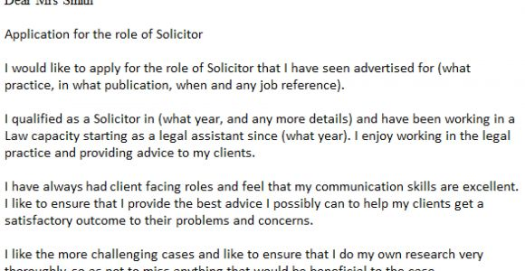 Trainee solicitor Cover Letter 19 Elegant Letter Template solicitor Images Complete