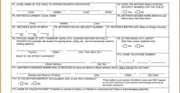 Translation Of Mexican Birth Certificate to English Template Mexican Birth Certificate Translation Template Pdf