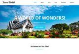 Travel Portal Templates Travel Portal HTML5 Css3 Template Hot Bootstrap