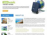 Travel Portal Templates Travel Portal Template
