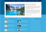 Travel Portal Templates Travel Portal Website Templates Psd 03 Website Template