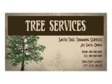 Tree Service Business Cards Templates Tree Service Business Card Templates Bizcardstudio Com