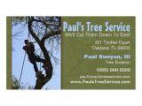 Tree Service Business Cards Templates Tree Service Business Card Zazzle