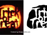 Trick or Treat Pumpkin Template 10 Free Halloween Scary Pumpkin Carving Stencils Patterns
