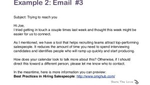 Trying to Reach You Email Template Cold Emailing Templates for Prospecting