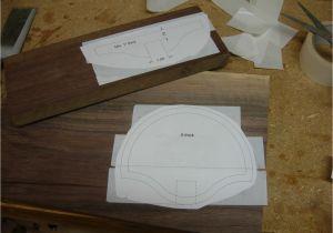 Turkey Fan Mount Template Another Turkey Fan Mount Midnight Woodworking