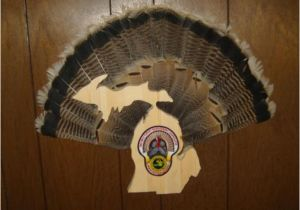 Turkey Fan Mount Template Turkey Fan Mount Template Images Template Design Ideas