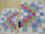 Twister Quilt Template Worldly Lil Twister Quilt Tutorial Freemotion by the River