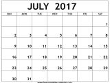 Type On Calendar Template July 2018 Calendar Printable Template Business Plan Template