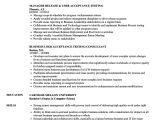 Uat Tester Resume Sample User Acceptance Testing Resume Samples Velvet Jobs
