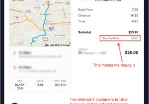 Uber Receipt Template Email Receipts are the Future Of Email Marketing