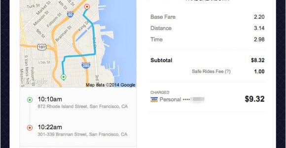 Uber Receipt Template How to Get An Uber Receipt Step by Step Instructions