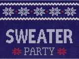 Ugly Sweater Party Flyer Template New and Trending Graphics Mock Ups Templates