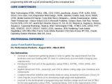 Ui Developer Sample Resume Front End Ui Developer Resume Samples Qwikresume