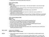 Ui Developer Sample Resume Web Ui Developer Resume Samples Velvet Jobs