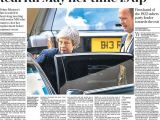 Uk Border Agency Landing Card Scotland S Papers Speeding Up Indyref2 and A 100m Waste