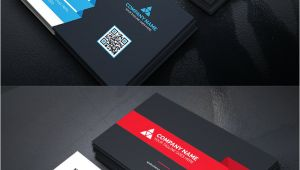 Ultra Modern Business Card Design Modern Business Card Corporate Identity Template In 2020