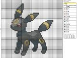 Umbreon Pixel Art Template the Gallery for Gt Pokemon Eevee Pixel Art Templates