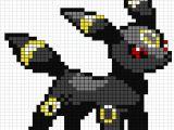 Umbreon Pixel Art Template Umbreon Pixel Art Related Keywords Umbreon Pixel Art