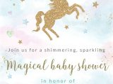 Unicorn Thank You Card Template Free Pin by Teresa Tackman On Tara S Babyshower Unicorn