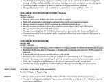 Unified Communications Engineer Resume Collaboration Engineer Resume Samples Velvet Jobs