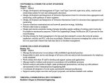 Unified Communications Engineer Resume Communication Engineer Resume Samples Velvet Jobs