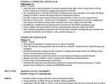 Unified Communications Engineer Resume Communications Lead Resume Samples Velvet Jobs