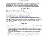 Unified Communications Engineer Resume Resume