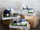 Unique Card Box Ideas Wedding English Garden themed Gift Trays Ide Perkawinan
