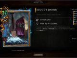 Unique Card From Baron Witcher 3 Bb is Not Happy with You Playing Dagon In Casual Gwent