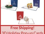 Unique Christmas Photo Card Ideas Free Shipping On All orders A Lovepop 3d Pop Up Card is the