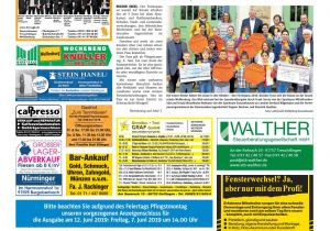 Unique Disability Card Ke Fayde Wochenzeitung Altmuehlfranken Kw 23 19 by Wochenzeitung