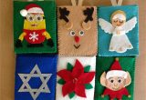 Unique Gift Card Holders for Christmas Christmas Gift Card Holders Felt Set Of 4 Etsy