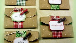 Unique Holiday Gift Card Holders 37 Easy Diy Christmas Card Craft 4 with Images Vianoce