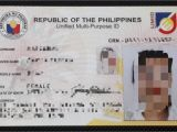 Unique Medical Identity Card Umid How to Get A Umid 2019 Coins Ph