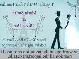 Unique Quotes for Wedding Card Already Married Reception Invitations Beautiful Wedding