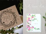 Unique Thank You Card Ideas Wedding 5 Best Designs and Trends Of Thank You Cards 2016